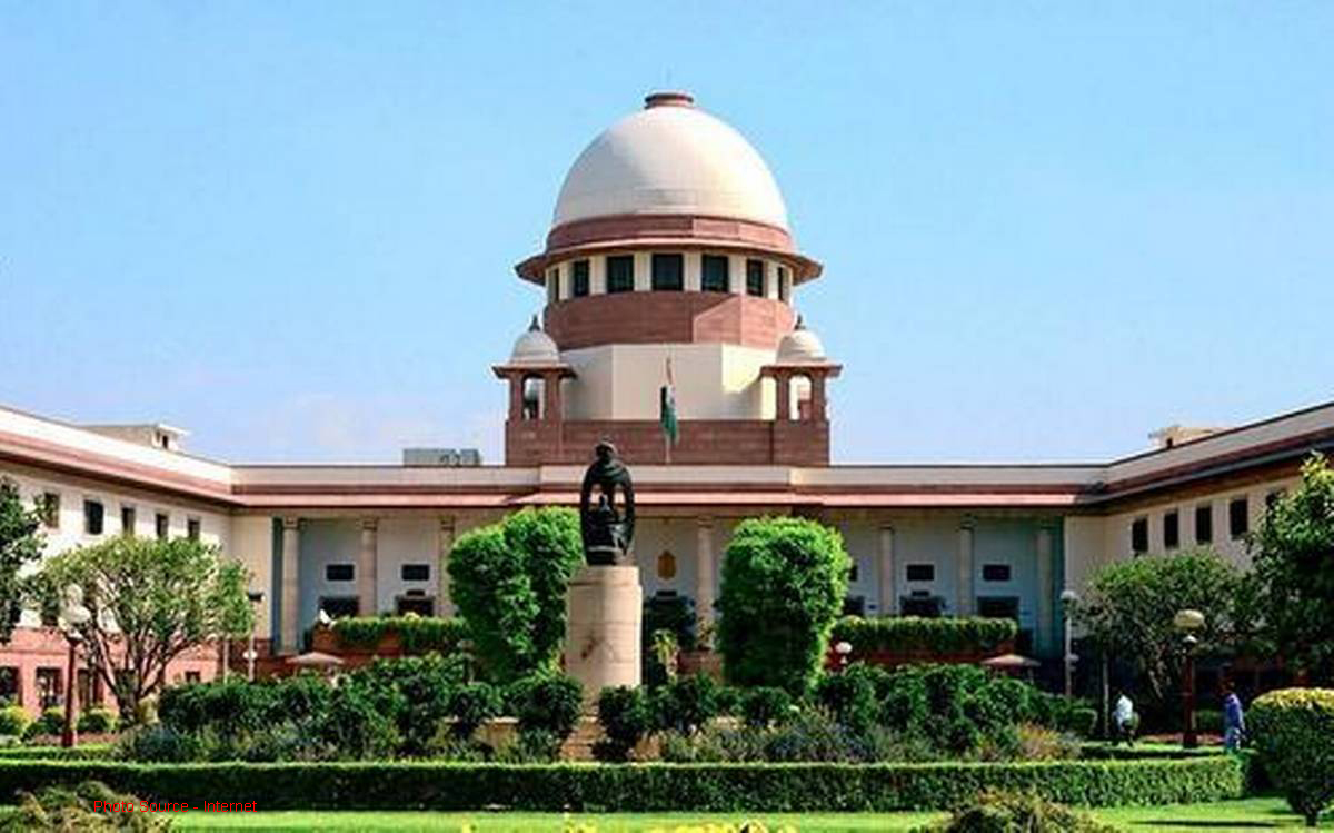 If husband and wife cannot live together then it is better to leave each other Supreme Court